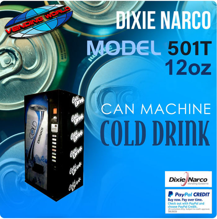 Dixie Narco 501T