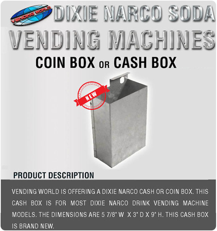 DN cash box