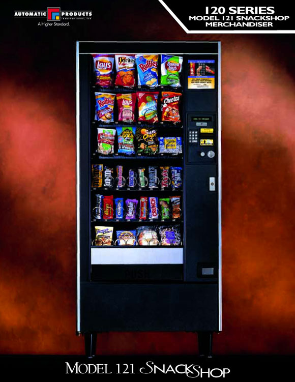 AP121 snack machine