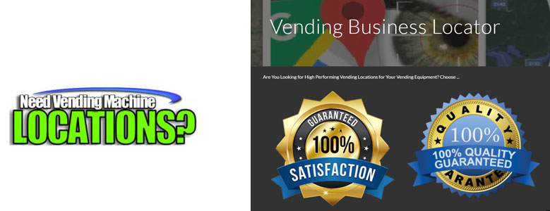 Vending Business Locator