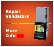 Flat Rate Repair Bill Validators