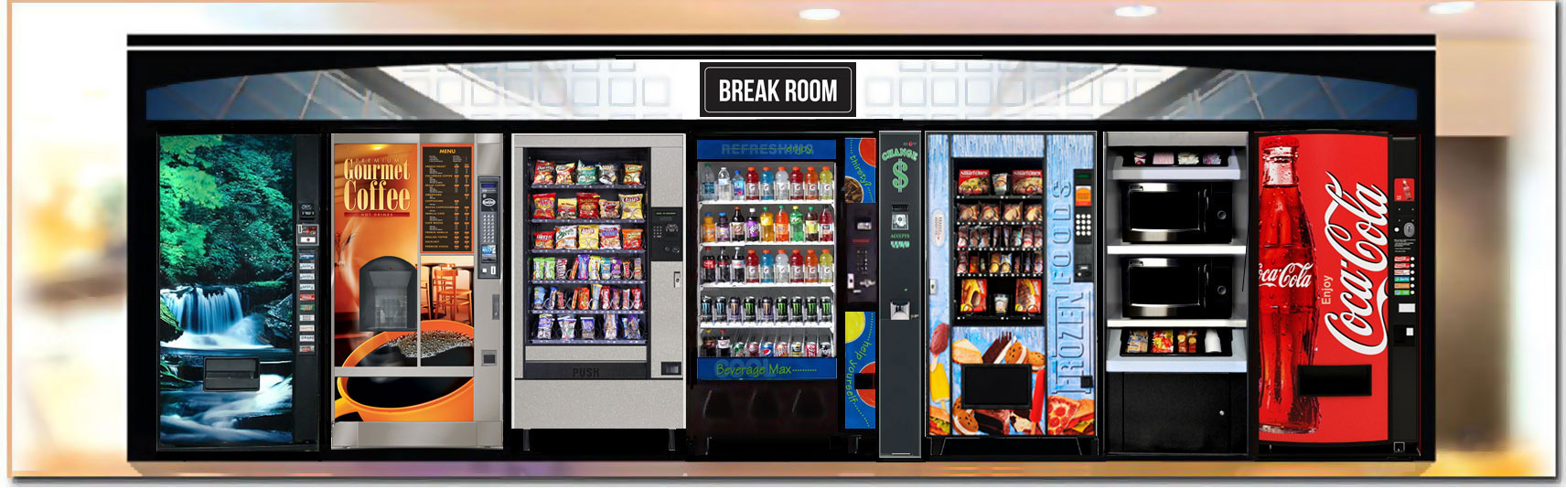 refurbished vending machines | vending world | official site