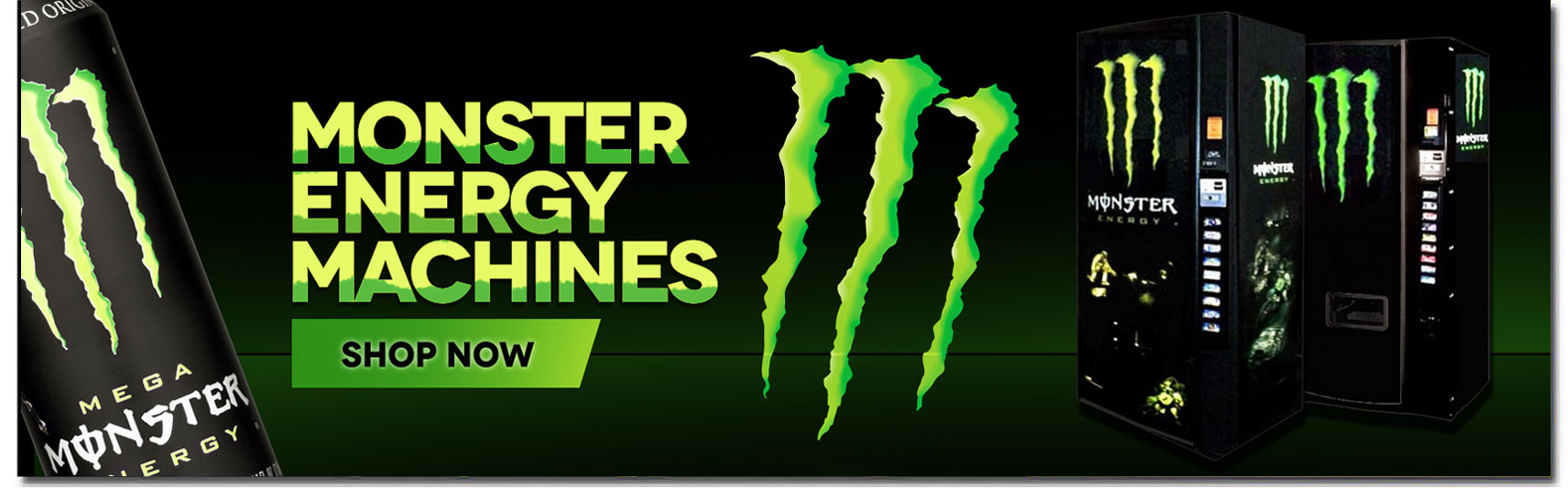 Monster Energy Machines